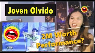 REACTION : Joven Olvido - Pilipinas Got Talent 2018 Semi Finals