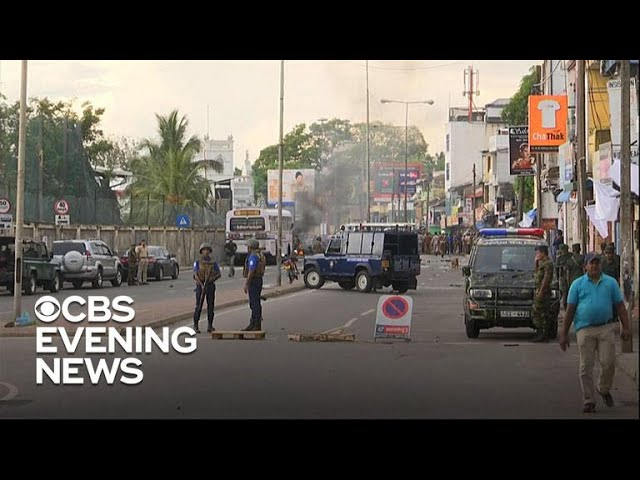 Sri Lankan officials warned weeks ago about possible attack