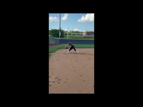 Mikayla Pennell Softball Highlights - North Callaway High School
