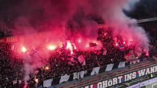 FC Basel - FC Zürich 3:1 | Stadion-Atmosphäre