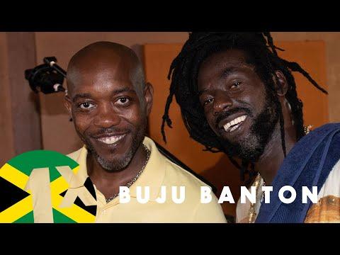 Buju Banton Returns With Seani B | 1Xtra Jamaica 2020