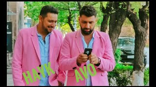 "Hayk Durgaryan & Avo Adamyan-""ASHXARHI SIRUN HARSIKY"" // Official Music Video //   █▬█  █  ▀█▀"