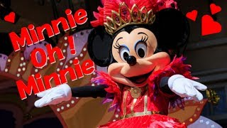 ºoº[ English Subtitles ]  Tokyo Disneyland Minnie's Show