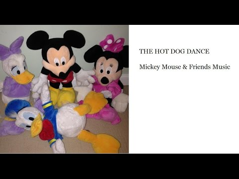 Mickey mouse club house hot dog dance cartoon theme music for Mouse house music