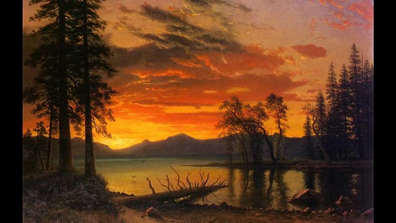 paintings albert bierstadt &