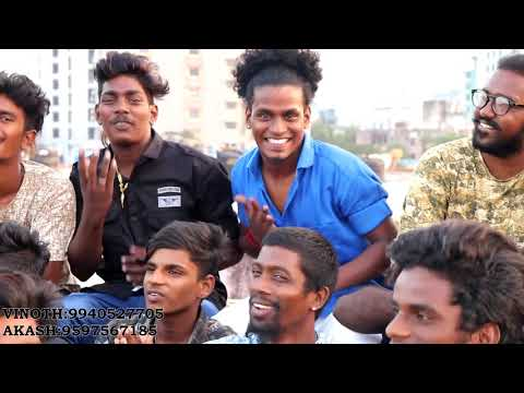 Chennai Gana | ThapuSetu Gana Vinoth - Gana Akash | Friendship New Gana Song | 4k Vedio 2019