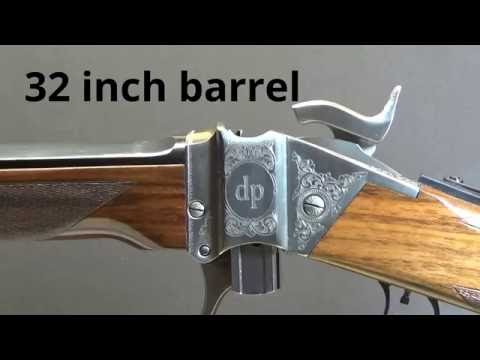 Sight Adjustments For 45/70 Using Pedersoli Long Range Soule