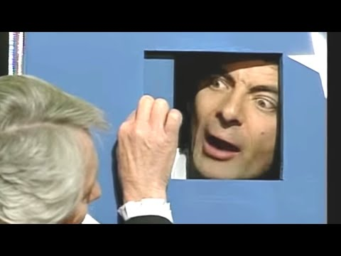 Excuse me I'm looking for my watch | Funny Clips | Mr Bean Official