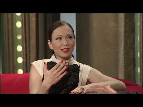 1. Zuzana Stivínová - Show Jana Krause 30. 8. 2013