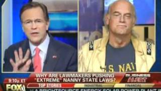 Jesse Ventura Educates Foxnews Anchor About Fluoride & The Nazis