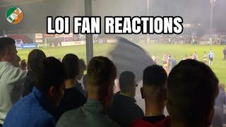 Fan Reactions - Derry City Sligo Rovers Bohemian FC Shamrock Rovers \u0026 More