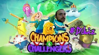 Finn ve Jack'in Savaşları - Champions And Challengers # Dikiz
