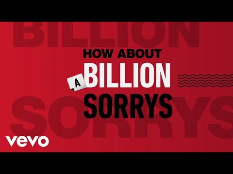 Matt Cornett - A Billion Sorrys (HSMTMTS | Official Lyric Video | Disney+)