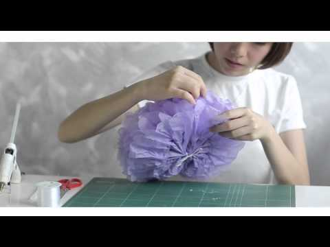 Zhi Le DIY Session -  Paper Lantern JELLYFISH