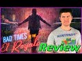 BAD TIMES AT THE EL ROYALE (2018) - Movie Review |Tarantino Ripoff?|