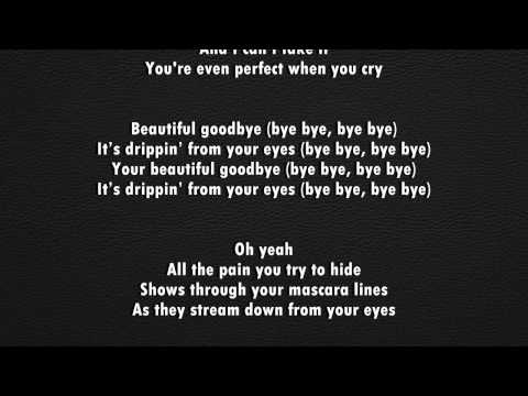 MAROON 5- BEAUTIFUL GOODBYE [LYRICS]