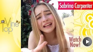 Sabrina Carpenter Vine Compilation ★ Best All Vines (NEW & Top Vines) ULTIMATE HD