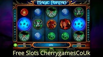 Magic Portal Video Slot - Free online Netent Casino games