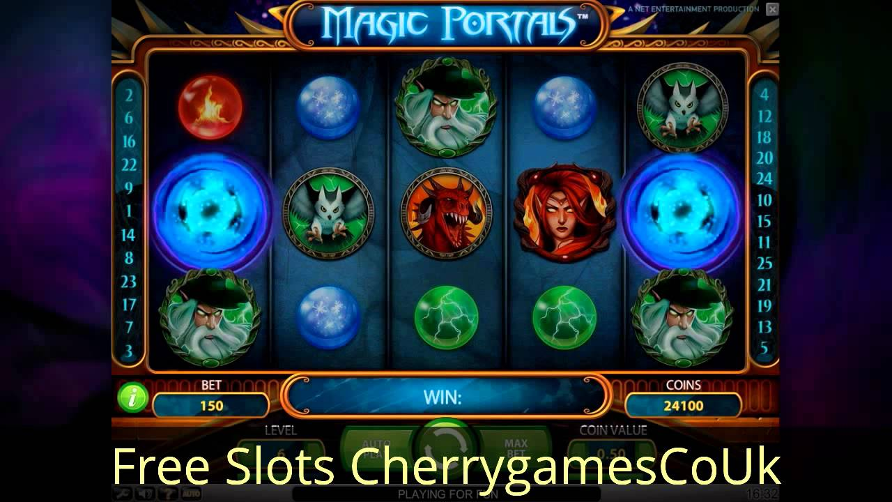 Spiele Magic Portals Slots - Video Slots Online