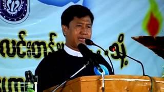 Literature Talk Show (Man Aung, Rakhine) Ko Jimmy