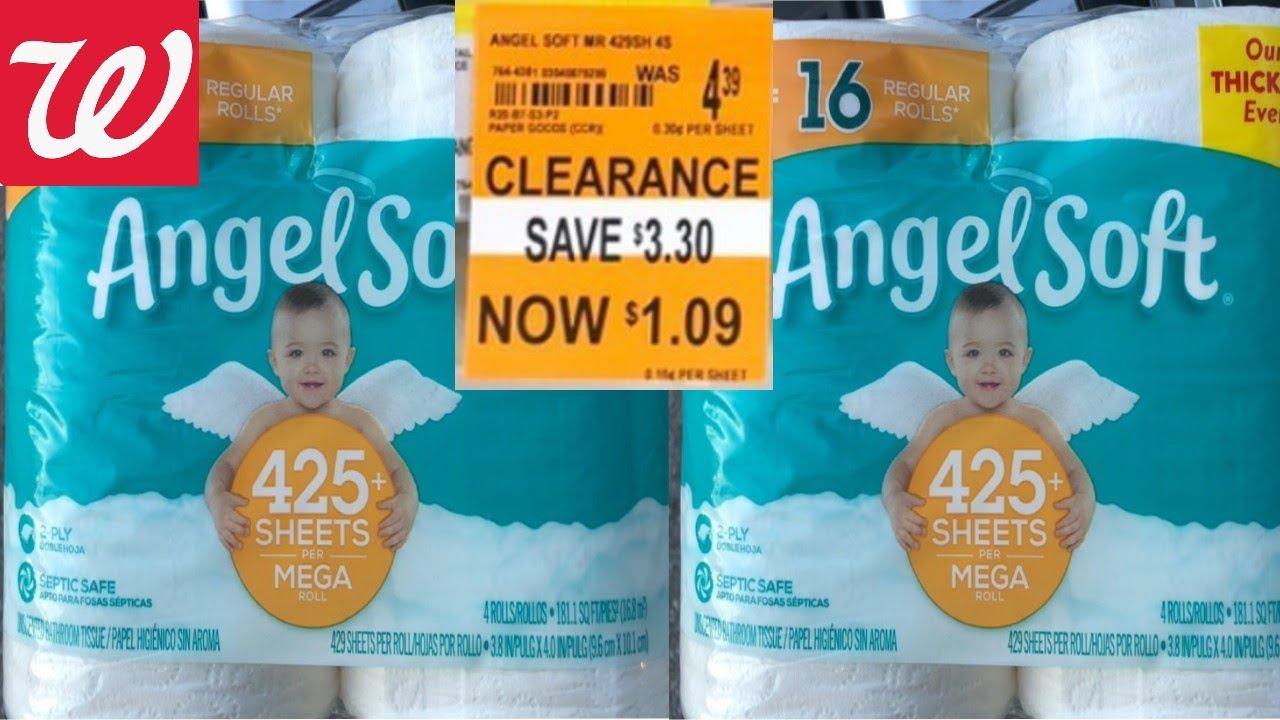 Walgreens Angel Soft Coupon 08 2021