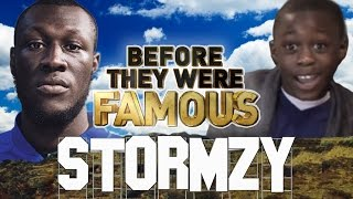 STORMZY - Before They Were Famous - #MERKY