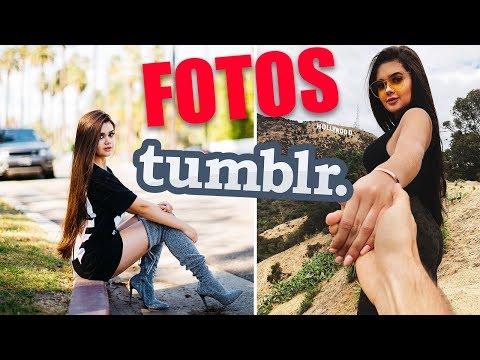 CRIANDO FOTOS TUMBLR em LOS ANGELES!