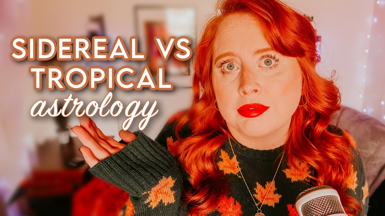 Download WHICH is ACCURATE Sidereal or Tropical Zodiacs? || Astrology || Why You Don't Agree with Your Chart💫