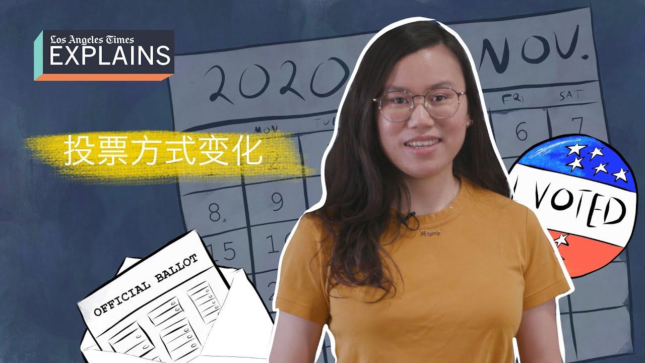 洛杉矶投票指南 | 2020大选 (in Mandarin)