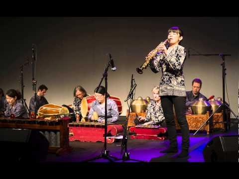 Cornish Lancaran - Lou Harrison - Widosari with Yukari Uekawa