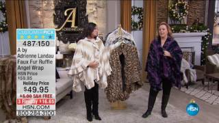 HSN | Adrienne Landau Home Gifts 11.12.2016 - 02 AM
