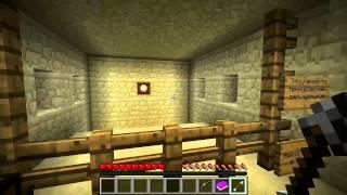 MineCraft - Затерянный храм(Lexmint с друганами проходят карту