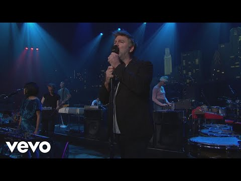LCD Soundsystem - call the police (Live on Austin City Limits)
