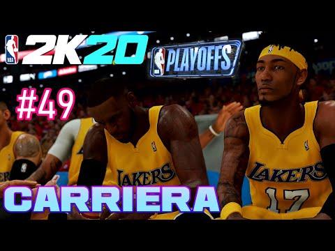 SOTTO DI 16?! CI PENSA MIRACLE MAN - NBA 2K20 ITA MY CAREER - Ep.49 - Gameplay PS4 pro