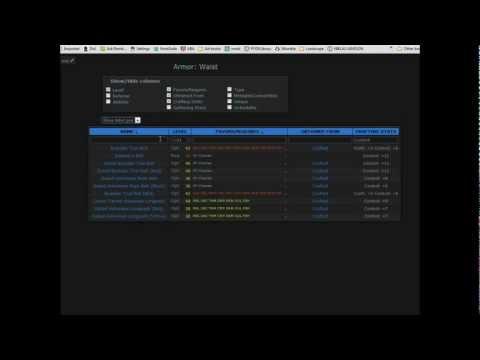 Mooglebox Kung Fu :: Master the FFXIV Database
