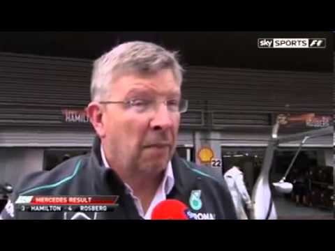F1 2013   Belgium Grand Prix   Final   Ross Brawn   Finished as Expected