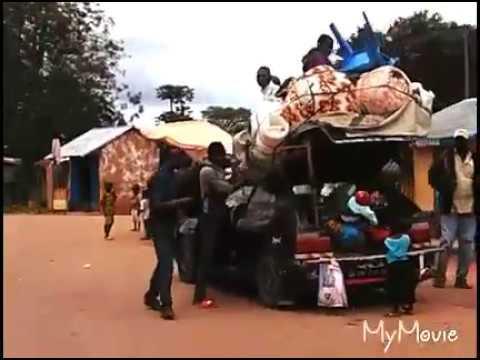ফ্রিতে আফ্রিকা ভ্রমণ করুন পাসপোর্ট ভিসা ছাড়াই (Free Travel Central African without passport visa
