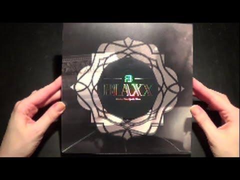 Unboxing Rainbow Blaxx 1st Special Album RB BLAXX