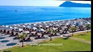 minoa palace resort spa crete island girit adası