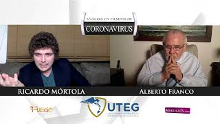 """Entrevista al Abg. Alberto Franco """"Análisis en Tiempos De Coronavirus"""""""