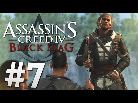 Let's Play | Assassin's Creed IV: Black Flag - #7 (HD/Xbox One)