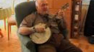 "Banjo Music ""What Will I Tell My Heart"" Eddy Davis, banjo"