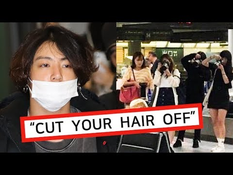 Jungkook's Hairstyle in Controversy, His message to his Fanatic Fans thumbnail
