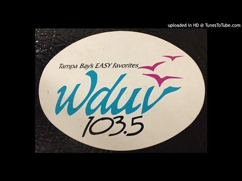 Stereo 103 WDUV Bradenton/Tampa - 8/31/85 aircheck