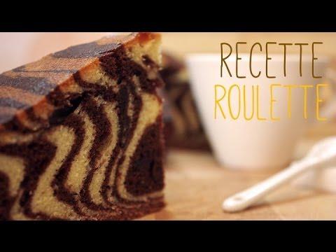 Le Zebra Cake !