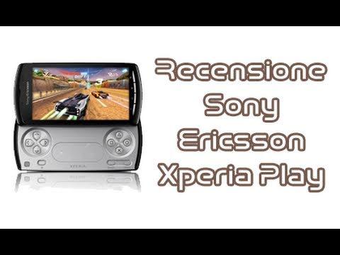 Sony Ericsson Xperia Play, recensione in italiano by AndroidWorld.it