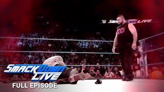 WWE SmackDown LIVE Full Episode, 19 September 2017