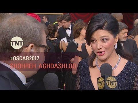 Oscar2017  Shohreh Aghdashloo