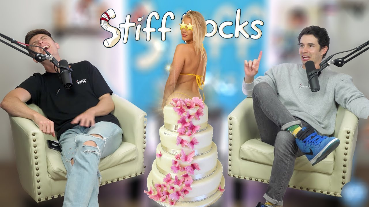 Strippers In A Birthday Cake | Stiff Socks Podcast Ep. 77
