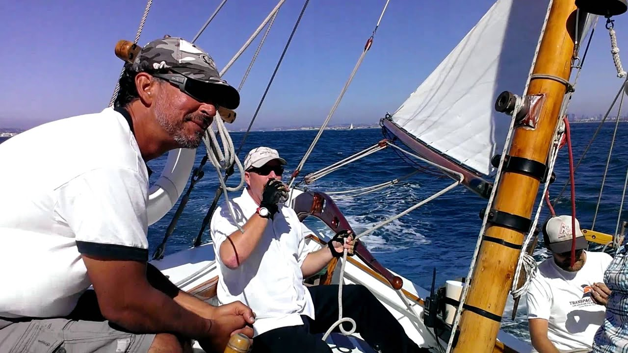 how to use a mizzen sail